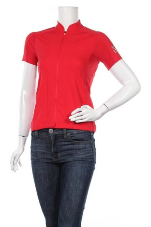 Дамска тениска Oysho, Размер S, Цвят Червен, 76% полиамид, 24% еластан, Цена 24,36лв.