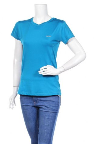 Дамска тениска Reebok, Размер XL, Цвят Син, Цена 18,00лв.