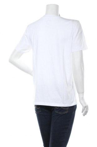 Дамска тениска Selected Femme, Размер L, Цвят Бял, Памук, Цена 14,40лв.
