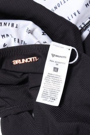 Дамски бански Brunotti, Размер M, Цвят Черен, 82% полиамид, 18% еластан, Цена 40,30лв.