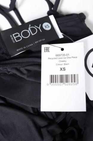 Дамски бански Cotton On, Размер XS, Цвят Черен, 80% полиамид, 20% еластан, Цена 26,95лв.