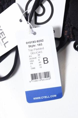 Дамски бански Cyell, Размер M, Цвят Черен, 94% полиамид, 6% еластан, Цена 31,50лв.