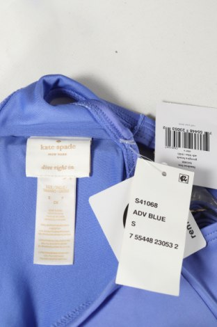 Дамски бански Kate Spade, Размер S, Цвят Син, 84% полиамид, 16% еластан, Цена 26,95лв.
