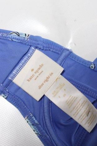 Дамски бански Kate Spade, Размер S, Цвят Син, 84% полиамид, 16% еластан, Цена 18,06лв.