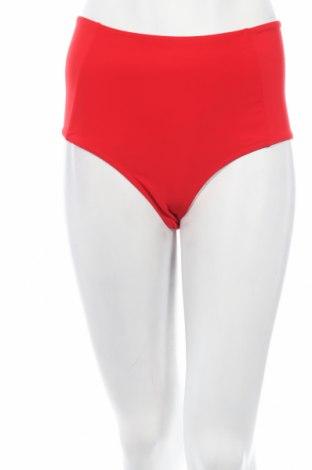 Дамски бански Missguided, Размер S, Цвят Червен, 82% полиамид, 18% еластан, Цена 16,82лв.