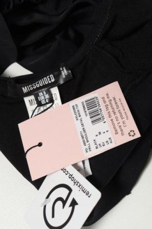 Дамски бански Missguided, Размер S, Цвят Черен, 82% полиамид, 18% еластан, Цена 16,82лв.