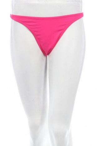 Дамски бански Missguided, Размер S, Цвят Розов, 78% полиамид, 22% еластан, Цена 15,95лв.