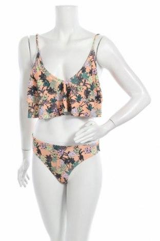 Дамски бански Vero Moda, Размер S, Цвят Многоцветен, 85% полиестер, 15% еластан, Цена 30,16лв.