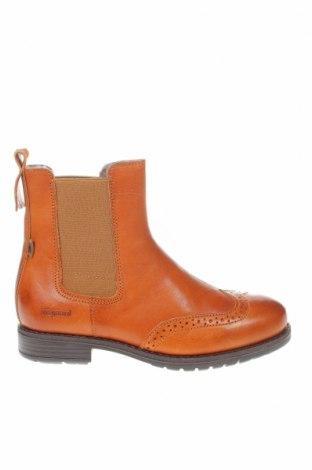 Παιδικά παπούτσια Bisgaard, Μέγεθος 35, Χρώμα Καφέ, Γνήσιο δέρμα, Τιμή 22,94€