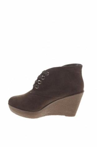 Γυναικεία παπούτσια Camomilla, Μέγεθος 39, Χρώμα Πράσινο, Κλωστοϋφαντουργικά προϊόντα, Τιμή 13,44€