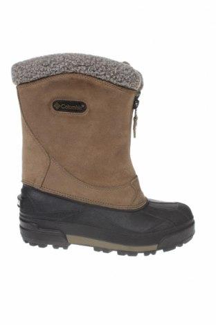 Γυναικείες μπότες Columbia, Μέγεθος 38, Χρώμα Καφέ, Φυσικό σουέτ, πολυουρεθάνης, Τιμή 73,76€