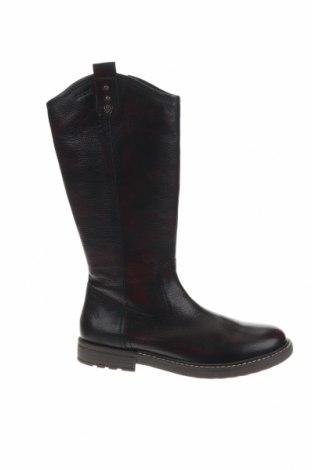 Γυναικείες μπότες Geox, Μέγεθος 39, Χρώμα Κόκκινο, Γνήσιο δέρμα, Τιμή 138,85€