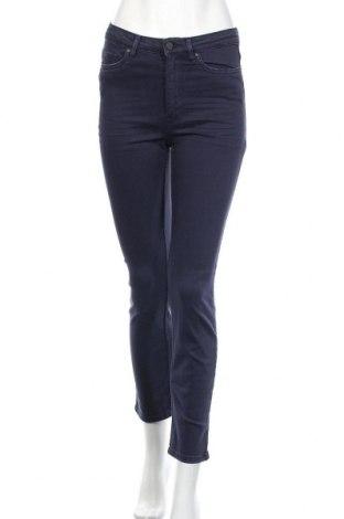 Γυναικείο Τζίν H&M L.O.G.G., Μέγεθος S, Χρώμα Μπλέ, 65% βαμβάκι, 32% βισκόζη, 3% ελαστάνη, Τιμή 8,45€