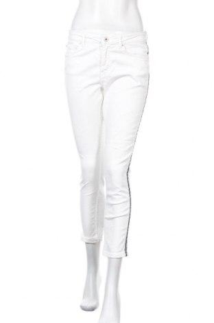 Γυναικείο Τζίν Hallhuber, Μέγεθος M, Χρώμα Λευκό, Τιμή 13,64€