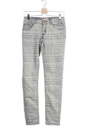 Дамски дънки Janina Denim, Размер XS, Цвят Син, 69% памук, 30% полиестер, 1% еластан, Цена 6,83лв.