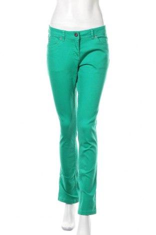 Γυναικείο Τζίν Up 2 Fashion, Μέγεθος M, Χρώμα Πράσινο, 98% βαμβάκι, 2% ελαστάνη, Τιμή 15,20€