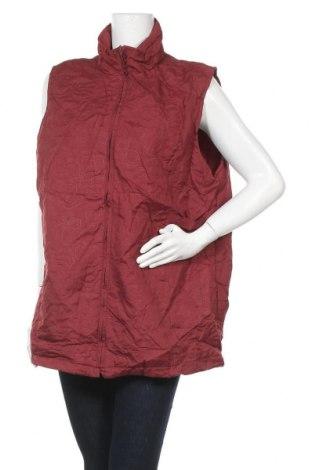Дамски елек, Размер XL, Цвят Червен, Полиестер, Цена 7,35лв.
