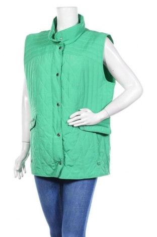 Дамски елек, Размер XL, Цвят Зелен, Полиестер, Цена 16,91лв.