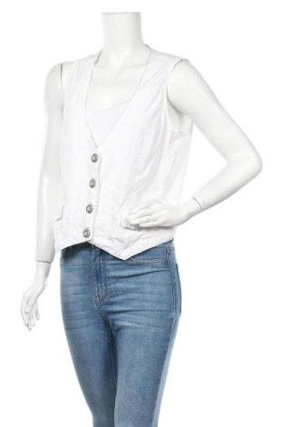 Дамски елек Cecil, Размер L, Цвят Бял, 100% памук, Цена 17,96лв.