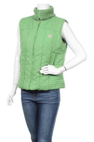 Дамски елек Colours Of The World, Размер L, Цвят Зелен, Полиестер, Цена 17,64лв.