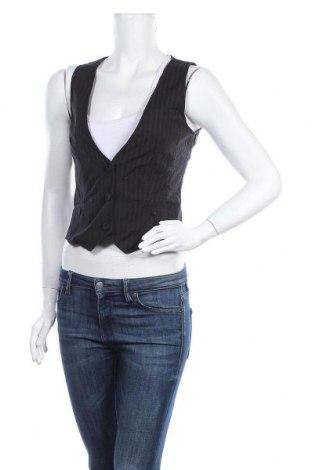 Дамски елек Esprit, Размер XS, Цвят Черен, 64% памук, 34% полиестер, 2% еластан, Цена 4,71лв.