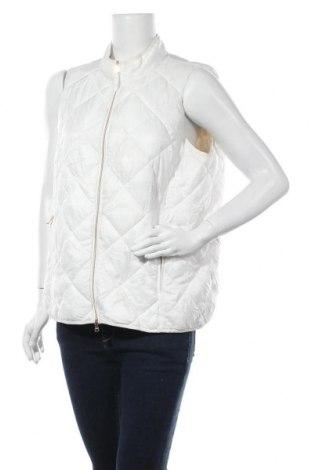 Дамски елек Gerry Weber, Размер XL, Цвят Бял, Полиамид, Цена 57,12лв.