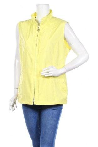 Дамски елек Gerry Weber, Размер L, Цвят Жълт, Цена 26,21лв.