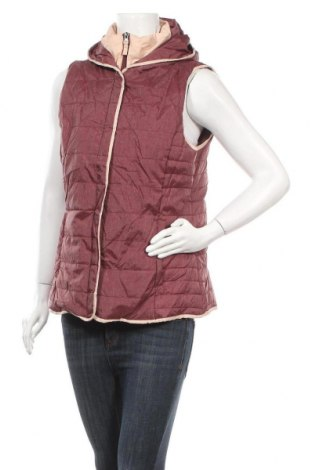 Дамски елек Jean Pascale, Размер XL, Цвят Червен, 67% полиамид, 33% полиестер, Цена 26,25лв.