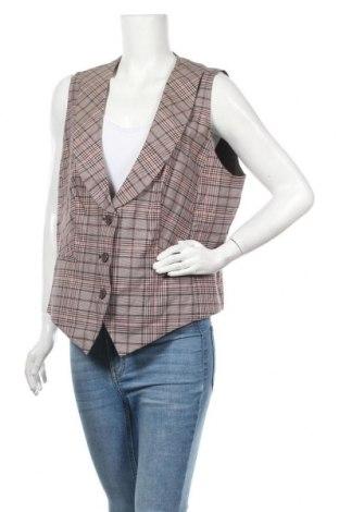 Дамски елек M.i.m, Размер XL, Цвят Многоцветен, 97% памук, 3% еластан, Цена 6,40лв.