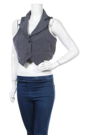 Дамски елек Okay, Размер XL, Цвят Син, 70% памук, 30% полиестер, Цена 4,64лв.
