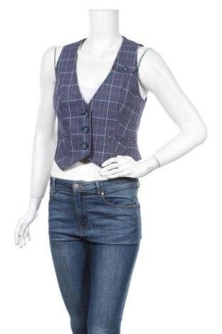 Дамски елек S.Oliver, Размер M, Цвят Многоцветен, 97% памук, 3% еластан, Цена 21,95лв.