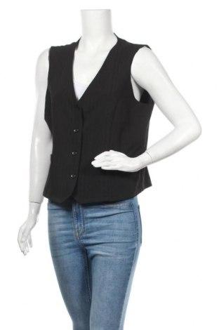 Дамски елек Surprise, Размер XL, Цвят Черен, 96% полиестер, 4% еластан, Цена 22,94лв.