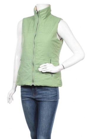 Дамски елек Suzanne Grae, Размер M, Цвят Зелен, Полиестер, Цена 25,20лв.