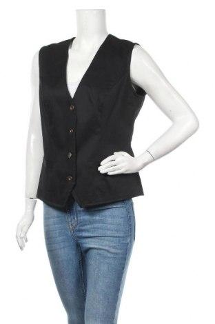 Γυναικείο γιλέκο Women's Selection, Μέγεθος XL, Χρώμα Μαύρο, 97% βαμβάκι, 3% ελαστάνη, Τιμή 15,59€