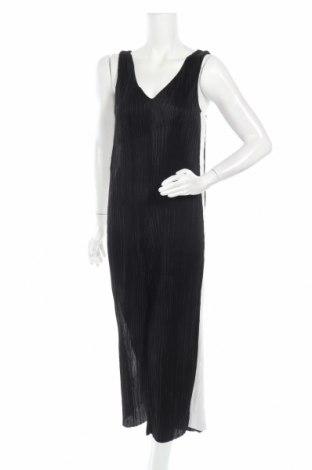 Γυναικεία σαλοπέτα Bershka, Μέγεθος S, Χρώμα Μαύρο, Πολυεστέρας, Τιμή 22,73€