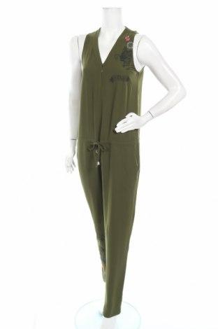 Γυναικεία σαλοπέτα Desigual, Μέγεθος S, Χρώμα Πράσινο, Πολυεστέρας, Τιμή 36,88€