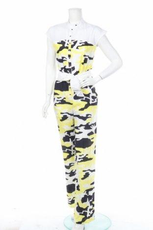 Γυναικεία σαλοπέτα JC de Castelbajac, Μέγεθος S, Χρώμα Πολύχρωμο, Μετάξι, Τιμή 181,31€