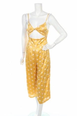Γυναικεία σαλοπέτα Missguided, Μέγεθος S, Χρώμα Κίτρινο, 100% πολυεστέρας, Τιμή 12,06€