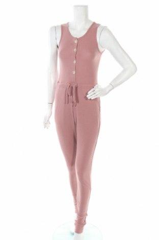 Дамски гащеризон Missguided, Размер S, Цвят Розов, Цена 18,40лв.