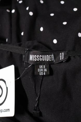 Γυναικεία σαλοπέτα Missguided, Μέγεθος S, Χρώμα Μαύρο, Τιμή 13,04€