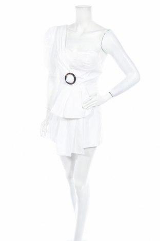 Γυναικεία σαλοπέτα Missguided, Μέγεθος S, Χρώμα Λευκό, Πολυεστέρας, Τιμή 11,47€