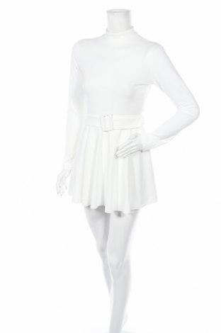 Γυναικεία σαλοπέτα Missguided, Μέγεθος S, Χρώμα Λευκό, Τιμή 17,01€