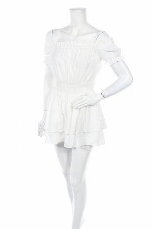 Дамски гащеризон Missguided, Размер S, Цвят Бял, Цена 16,80лв.