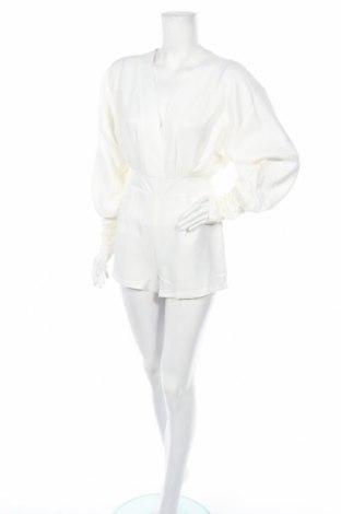Γυναικεία σαλοπέτα Missguided, Μέγεθος S, Χρώμα Λευκό, Τιμή 11,47€