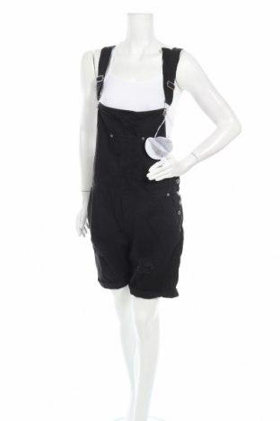 Γυναικεία σαλοπέτα Please, Μέγεθος L, Χρώμα Μαύρο, Βαμβάκι, Τιμή 39,68€