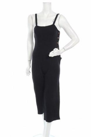 Γυναικεία σαλοπέτα Pull&Bear, Μέγεθος S, Χρώμα Μαύρο, Βαμβάκι, Τιμή 22,81€
