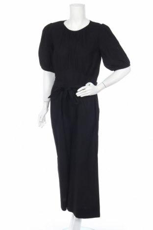 Γυναικεία σαλοπέτα Selected Femme, Μέγεθος M, Χρώμα Μαύρο, Βαμβάκι, Τιμή 12,85€