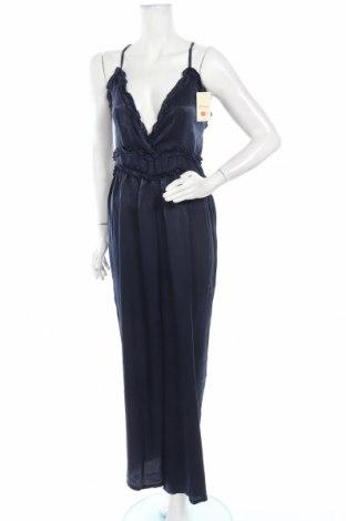 Γυναικεία σαλοπέτα TINA, Μέγεθος L, Χρώμα Μπλέ, 65% βαμβάκι, 35% πολυεστέρας, Τιμή 20,63€