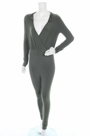Дамски гащеризон Top Fashion, Размер S, Цвят Зелен, Цена 28,00лв.