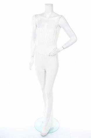 Γυναικεία σαλοπέτα Top Fashion, Μέγεθος S, Χρώμα Λευκό, Τιμή 12,47€